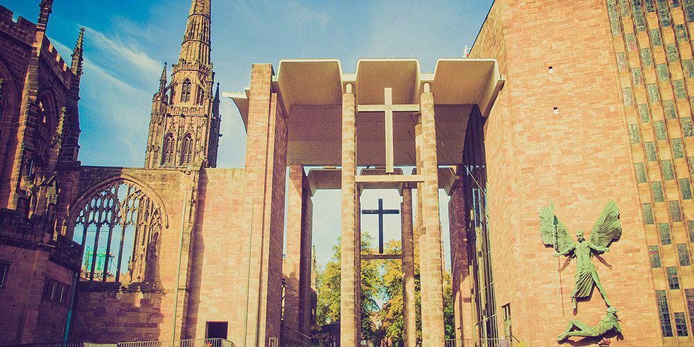 5 reasons to study in Coventry