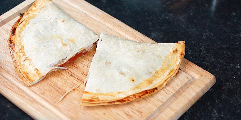 £1.25 calzone pizza recipe!