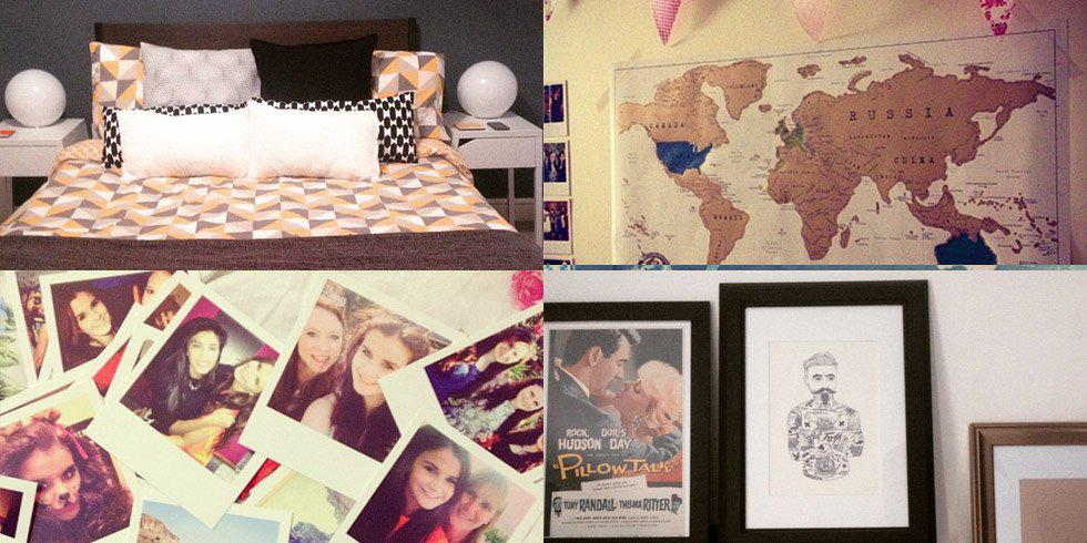 Tips for personalising your uni room