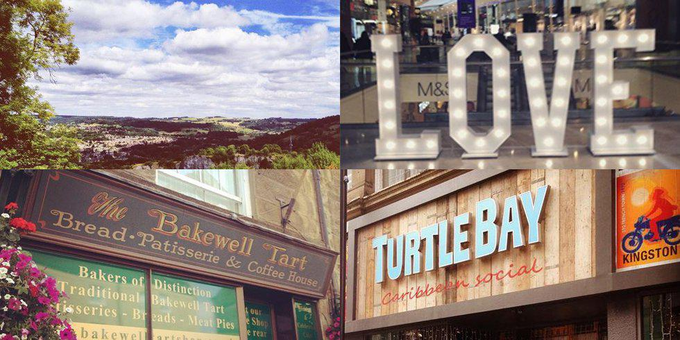 5 reasons to visit Derbyshire