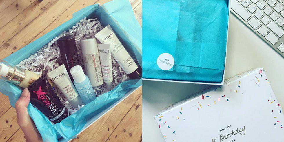 #LFPASSTHEPARCEL Beauty Box!