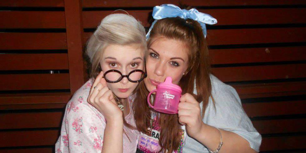 9 Fresher fancy dress ideas