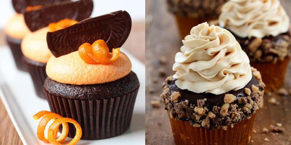 It's National Chocolate Cupcake Day