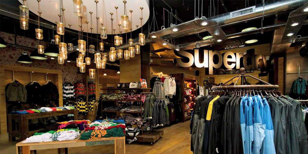 Get sporty with Superdry