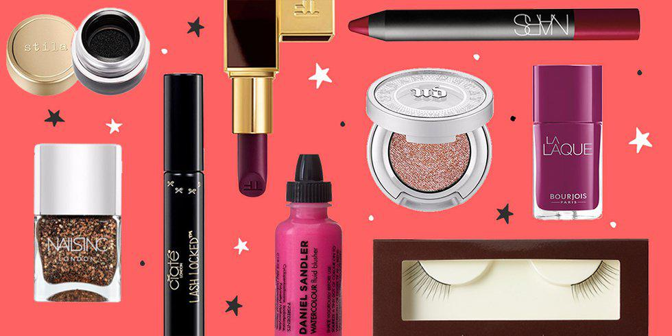The festive beauty edit
