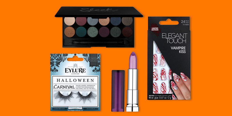 Boots' beauty Halloween must-haves