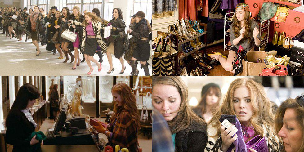 14 types of shopper