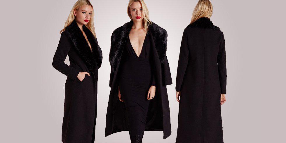 One coat. Two ways.