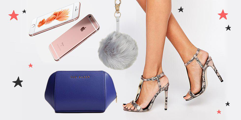 Want girly? This wishlist's for you!
