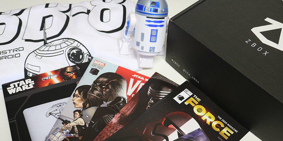 Zavvi #ZBOX: The Force