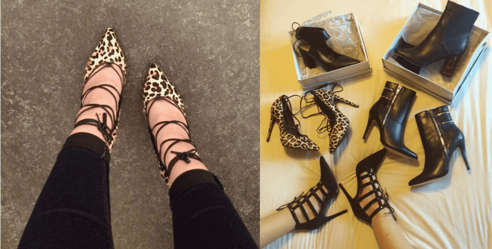 9 times Jenni gave us shoe envy