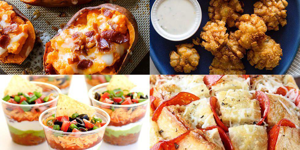 9 Super Bowl ready snacks