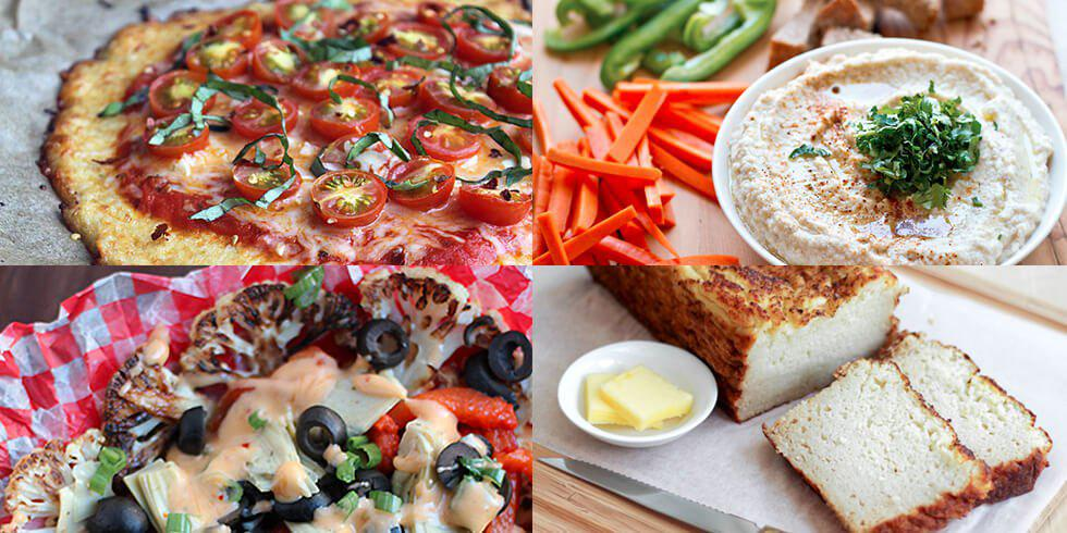 12 cool ways to eat cauliflower
