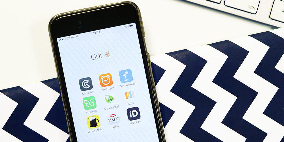 Top 10 apps for uni students