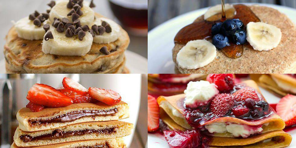 7 pancakes to nail Shrove Tuesday