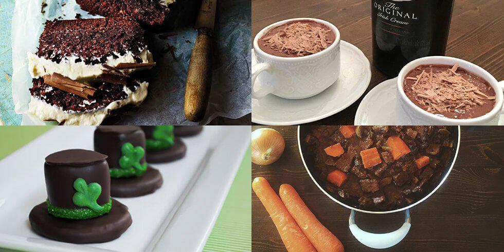 6 delicious St Patrick's Day treats