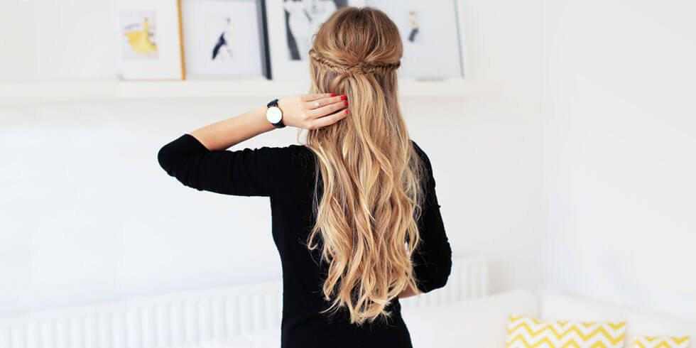 3 simple steps to new season hair!