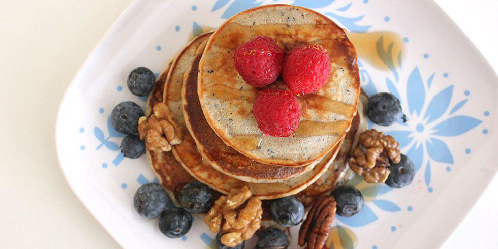 Brunch goals with PhD Nutrition