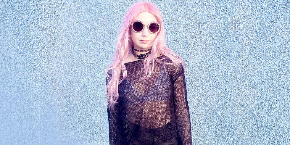 Kayla Hadlington X H&M