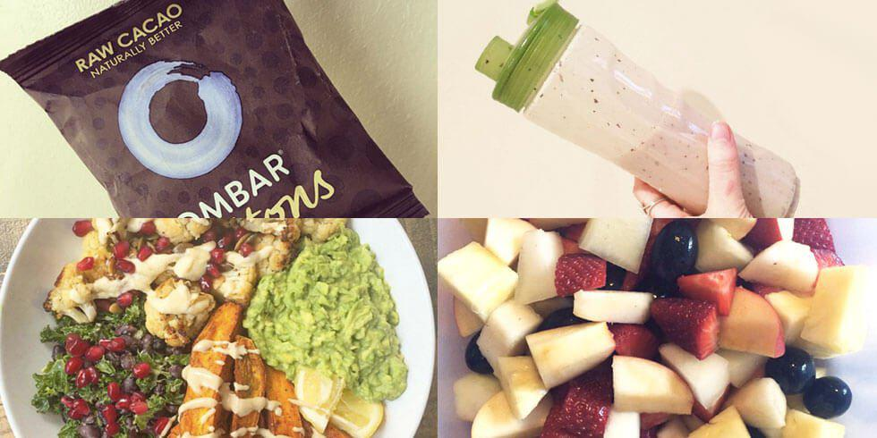 8 healthy food swaps