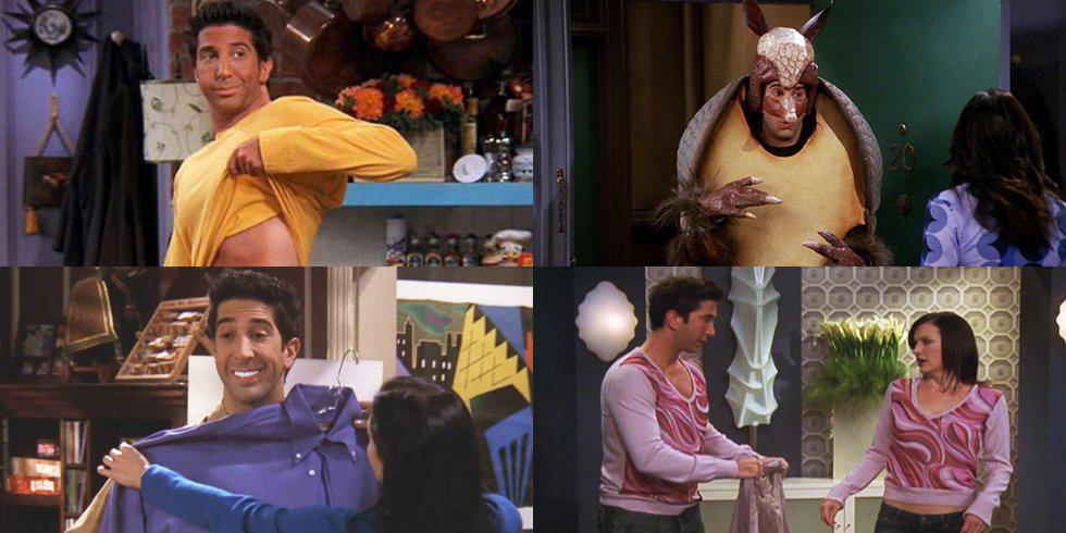 10 times Ross completely failed