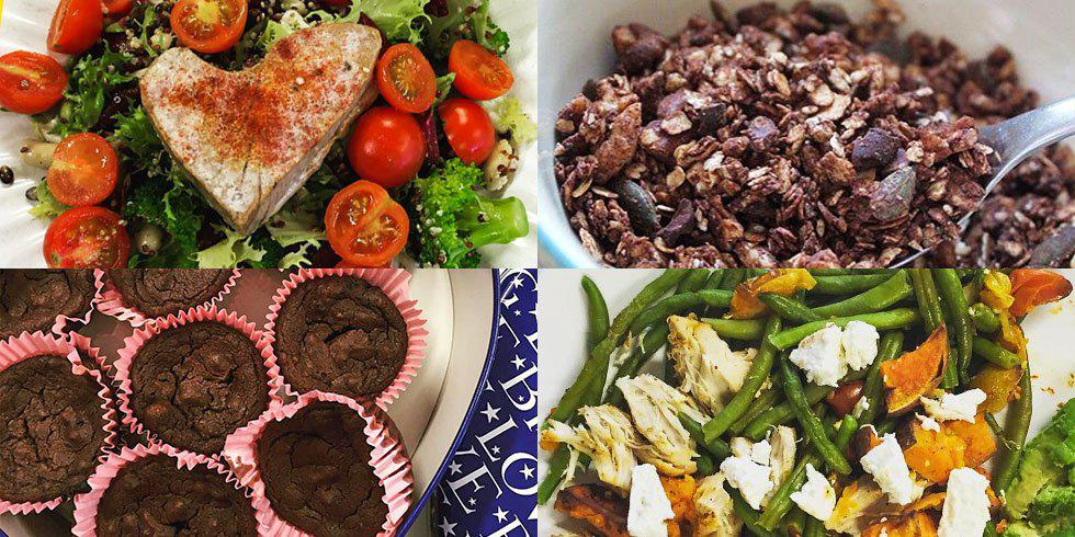 Allie's top 4 clean eating recipes