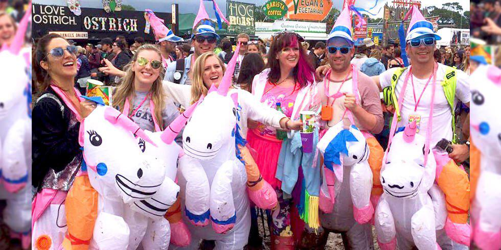 5 festival fancy dress favourites