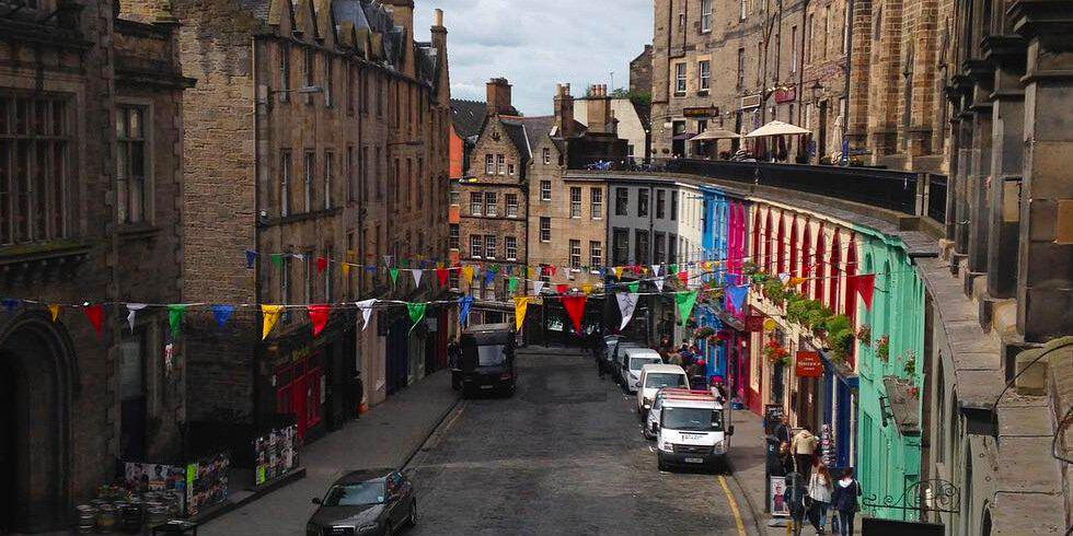 7 reasons to study in Edinburgh