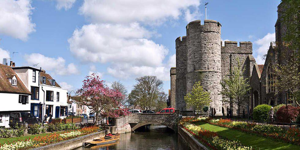 7 reasons to study in Canterbury