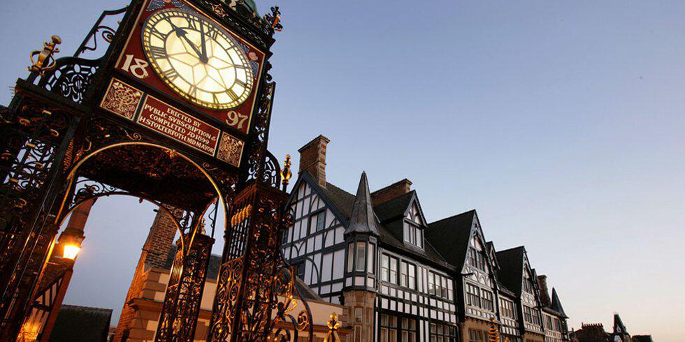 8 reasons to study in Chester