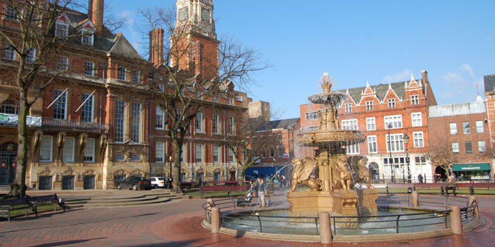 8 reasons to study in Leicester
