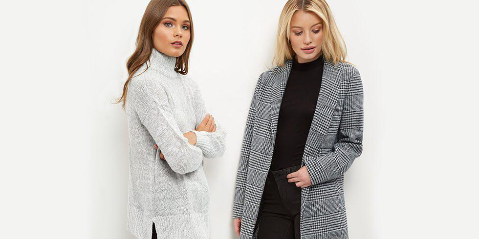 9 New Look monochrome must-haves