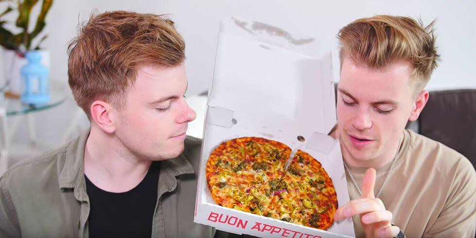 Just Eat spicy food roulette