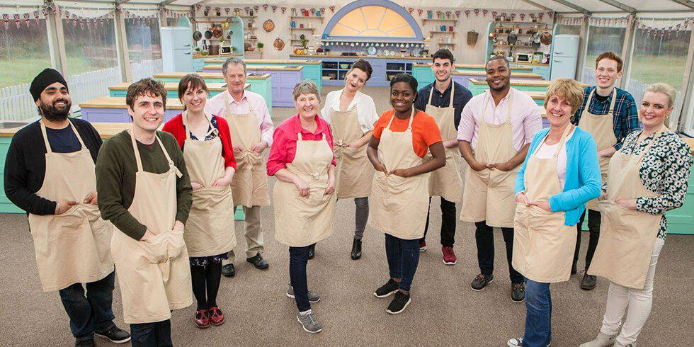17 amazing Bake Off moments